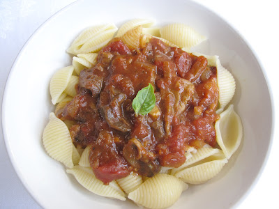 Fresh Tomato Sauce with Porcini Mushrooms Canyon Chili