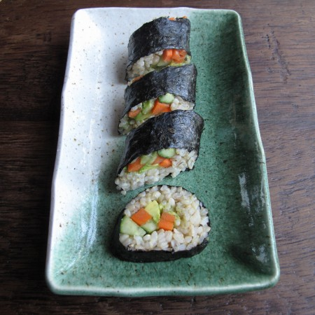 Vegan California Roll