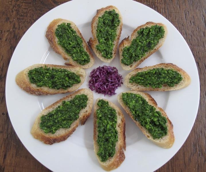Kale Pesto Kale Pesto