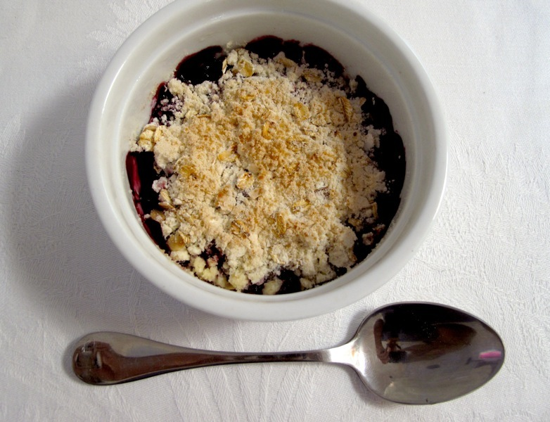Mixed Berry Crumble2 Gluten Free Mixed Berry Crumble